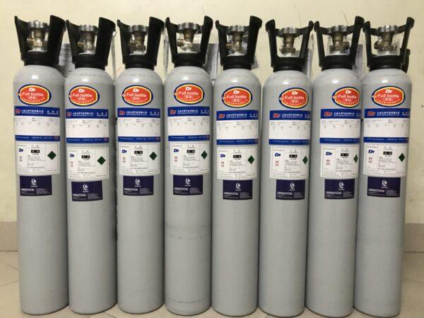 Khí chuẩn ngành xăng dầu